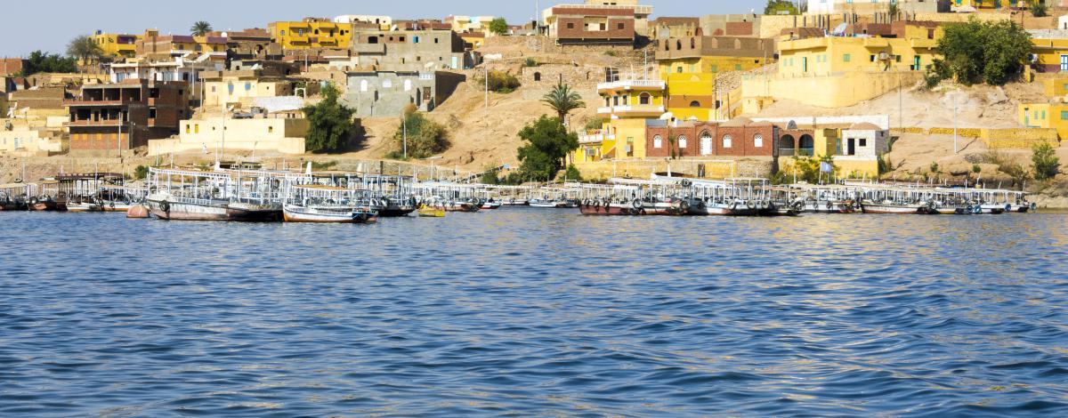 L'Egypte du Caire au Lac Nasser