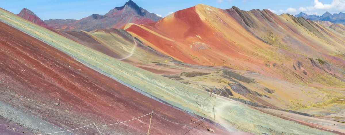 Trésors péruviens : de la ville blanche d'Arequipa aux montagnes couleurs «Arc en Ciel»