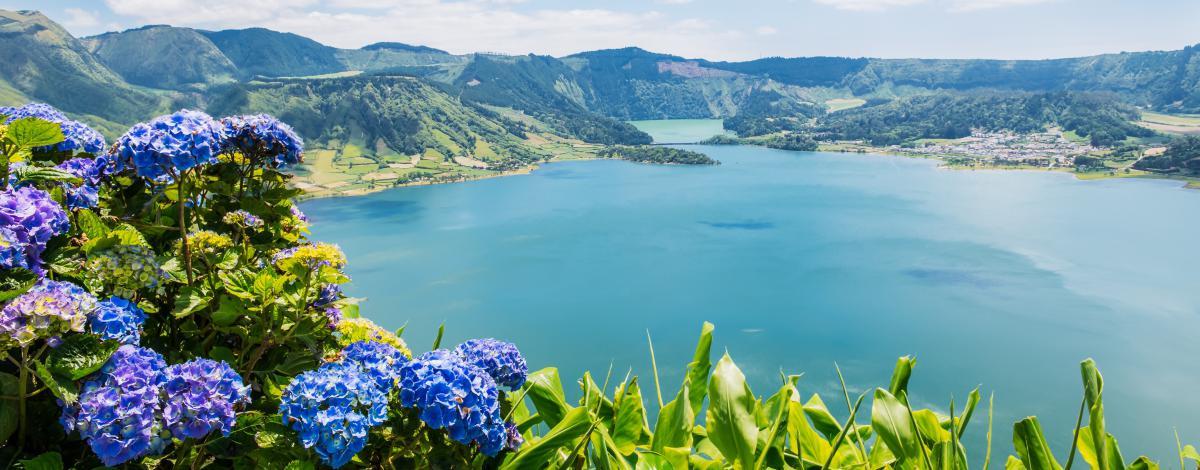 Séjour aux Açores
