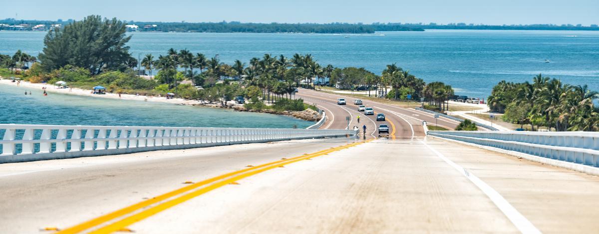 Côte Ouest de la Floride : Le Golfe du Mexique en autotour
