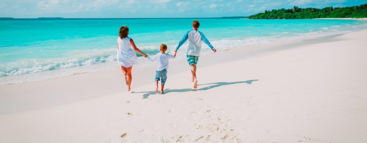 Les Maldives en famille : séjour All Inclusive à l'Olhuveli Beach & Spa