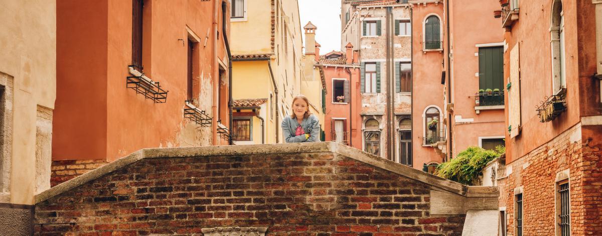 Voyage en Italie, de Venise à Rome en train et en famille