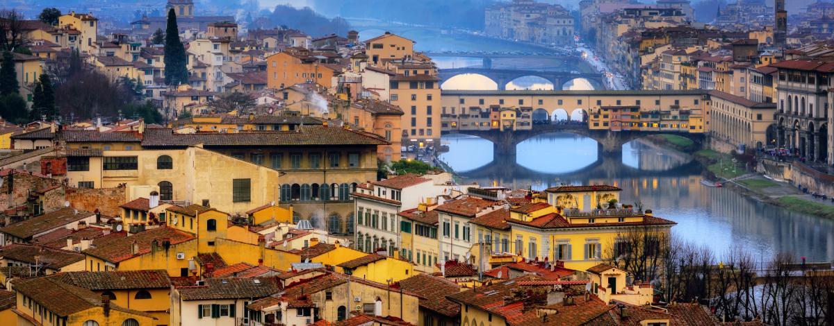 Voyage en Italie en train, de ville d'art en ville d'art, Venise, Florence et Rome