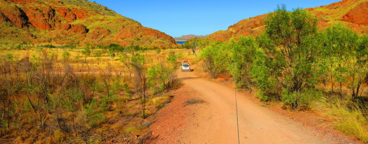 Expedition 4×4 dans les Kimberley