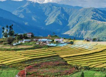 La traversée du Bhoutan : de Paro à Mongar