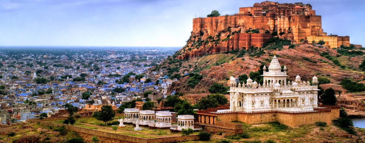 Les charmes du Rajasthan