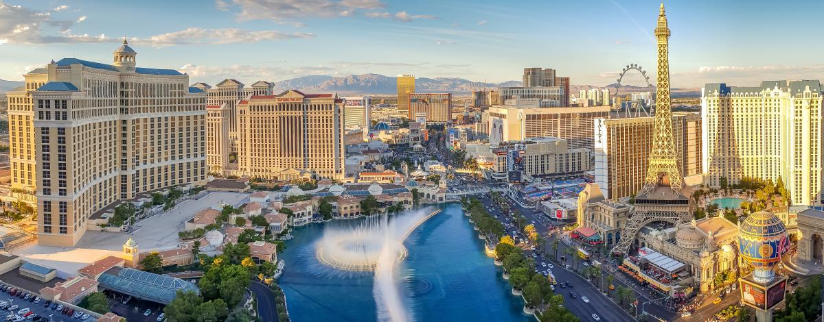 Séjour à Las Vegas au coeur du Strip