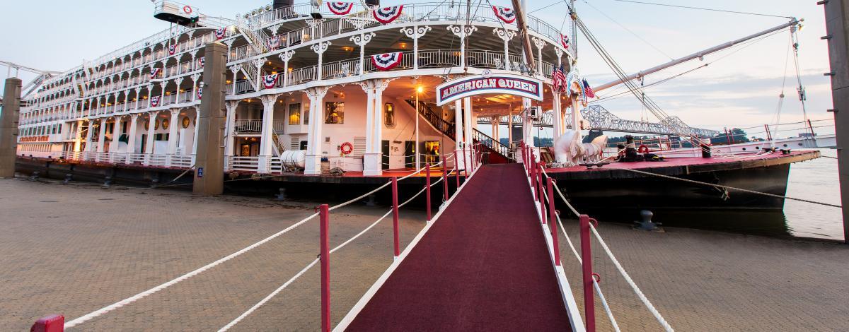 Croisière en bateau à vapeur sur le Mississippi