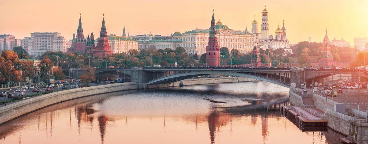 Un long week-end à Moscou