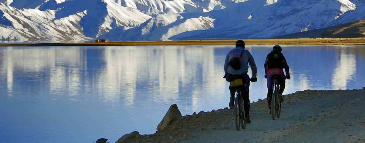 Trek et aventure sportive au Ladakh