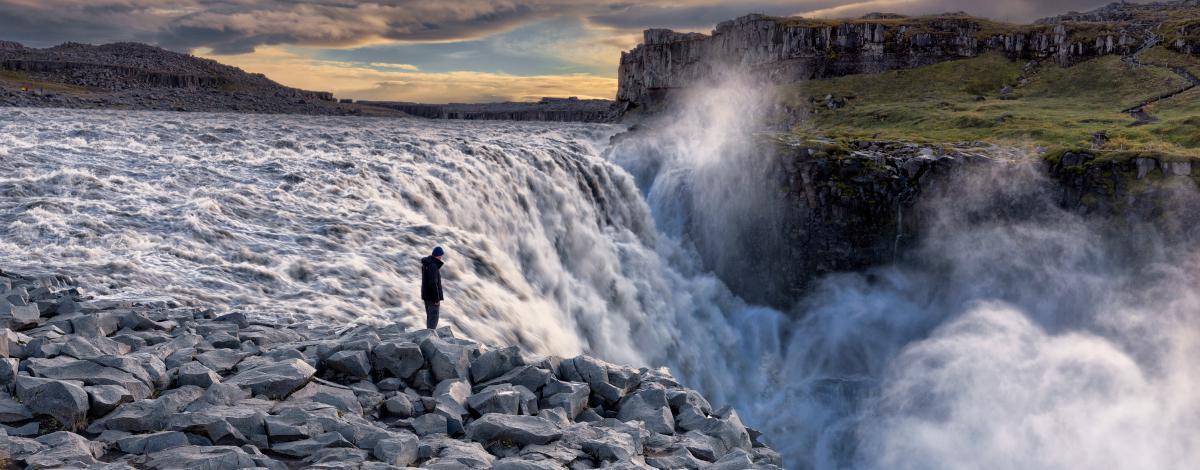 Découverte des joyaux de l'Islande en petit groupe
