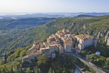Les Balcons de la Côte d'Azur en randonnée