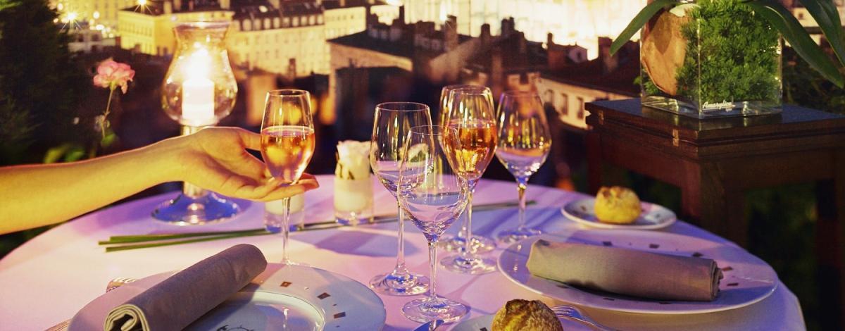 Plaisirs gourmands le long de la Saône et du Rhône