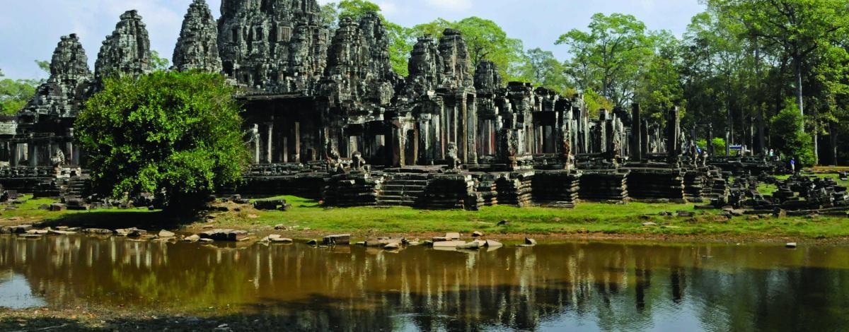 Le Cambodge en petit groupe