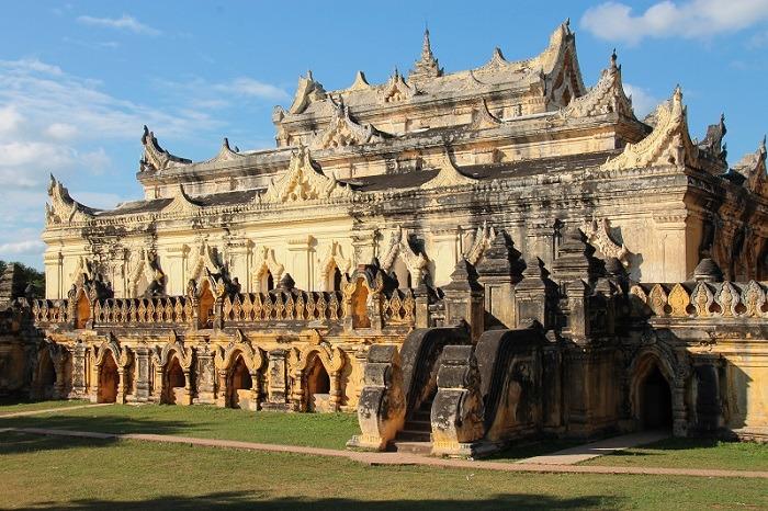 Trésors de Birmanie jusqu'à Ngapali en petit groupe