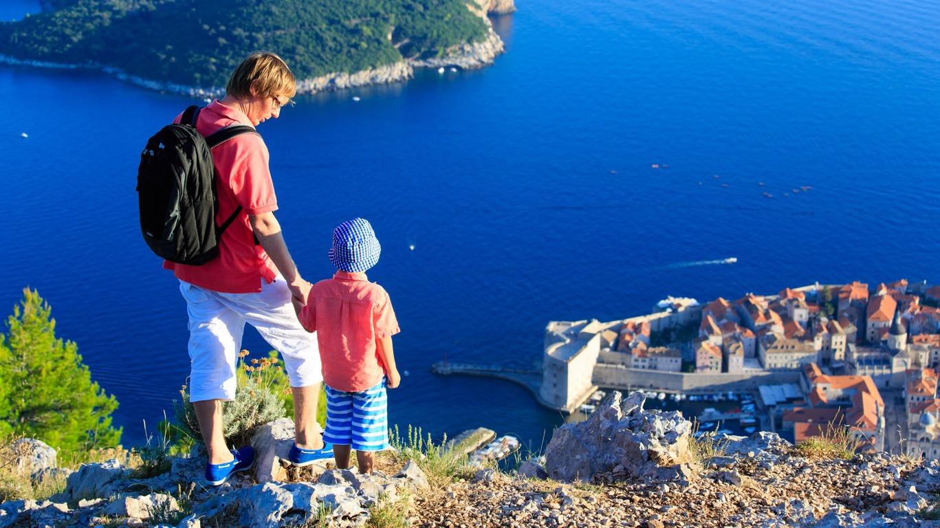 Circuit famille de Zagreb à Dubrovnik