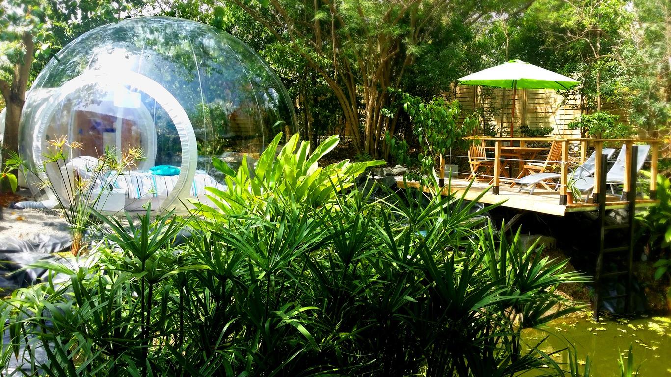 Séjour éco-insolite et Glamping en Martinique