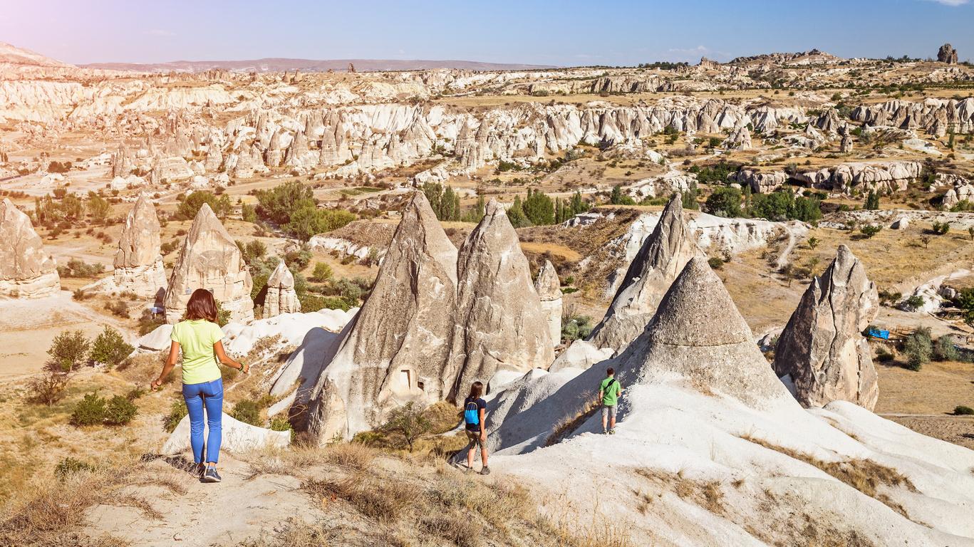 Road trip familial en Turquie