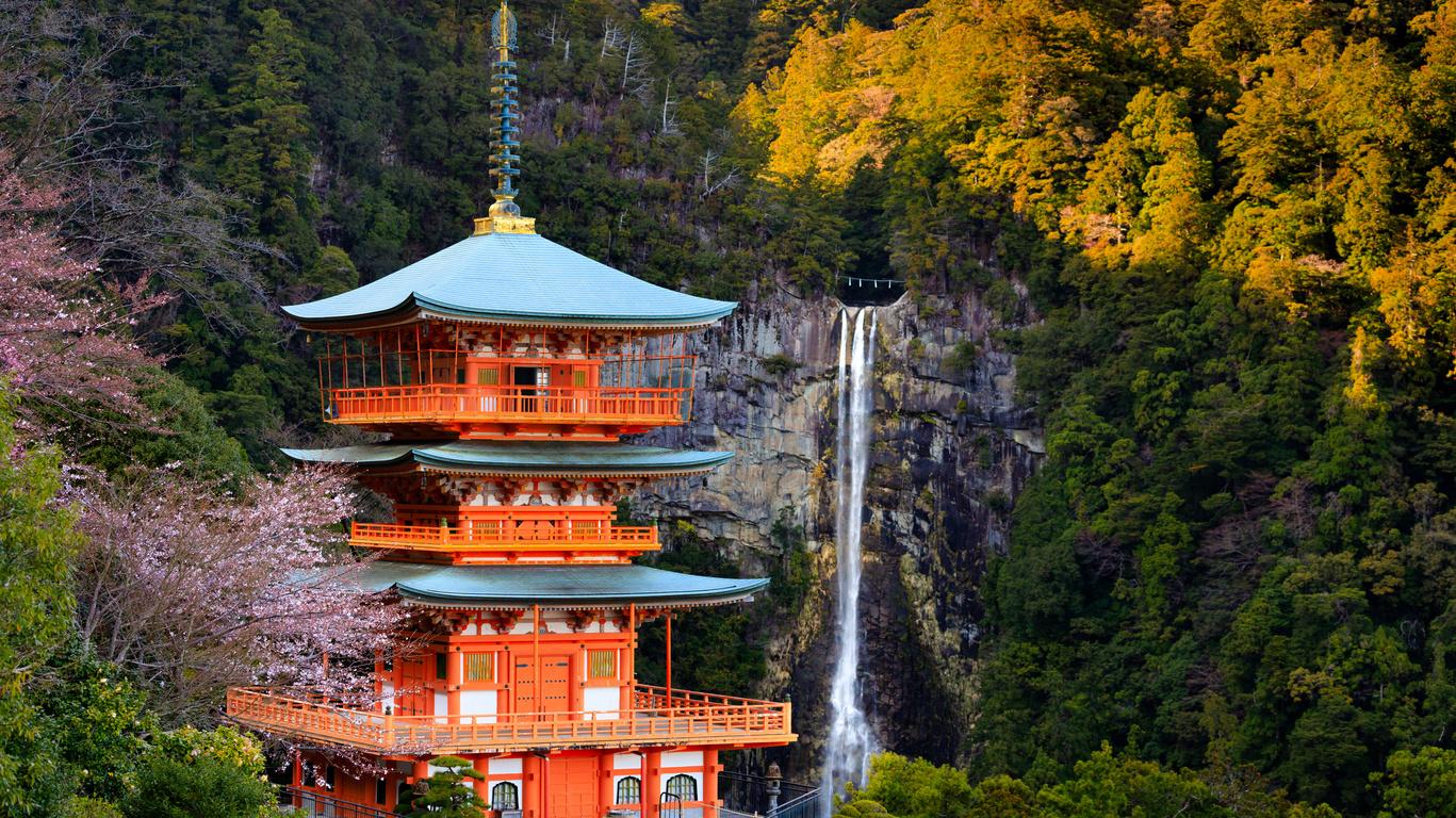 Immersion et spiritualité au Japon