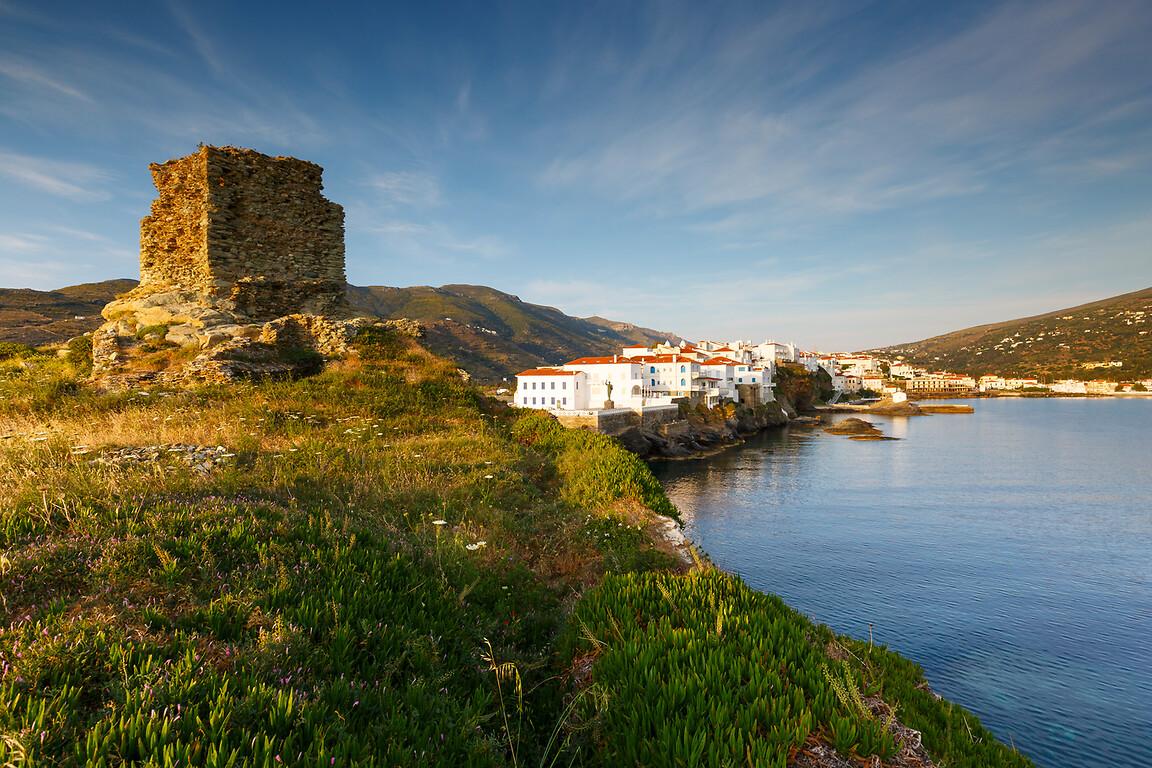 Séjour à Tinos et Andros