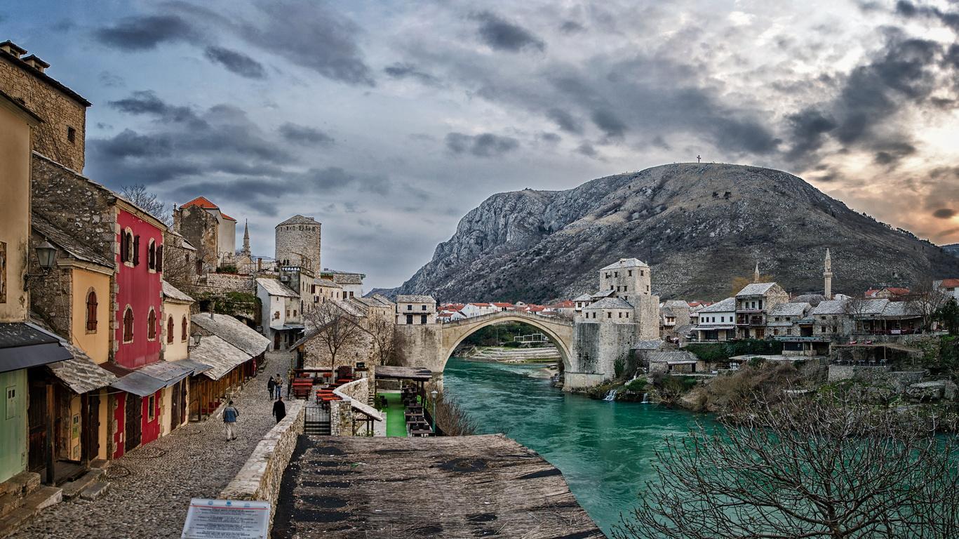 Voyage à la découverte des Balkans