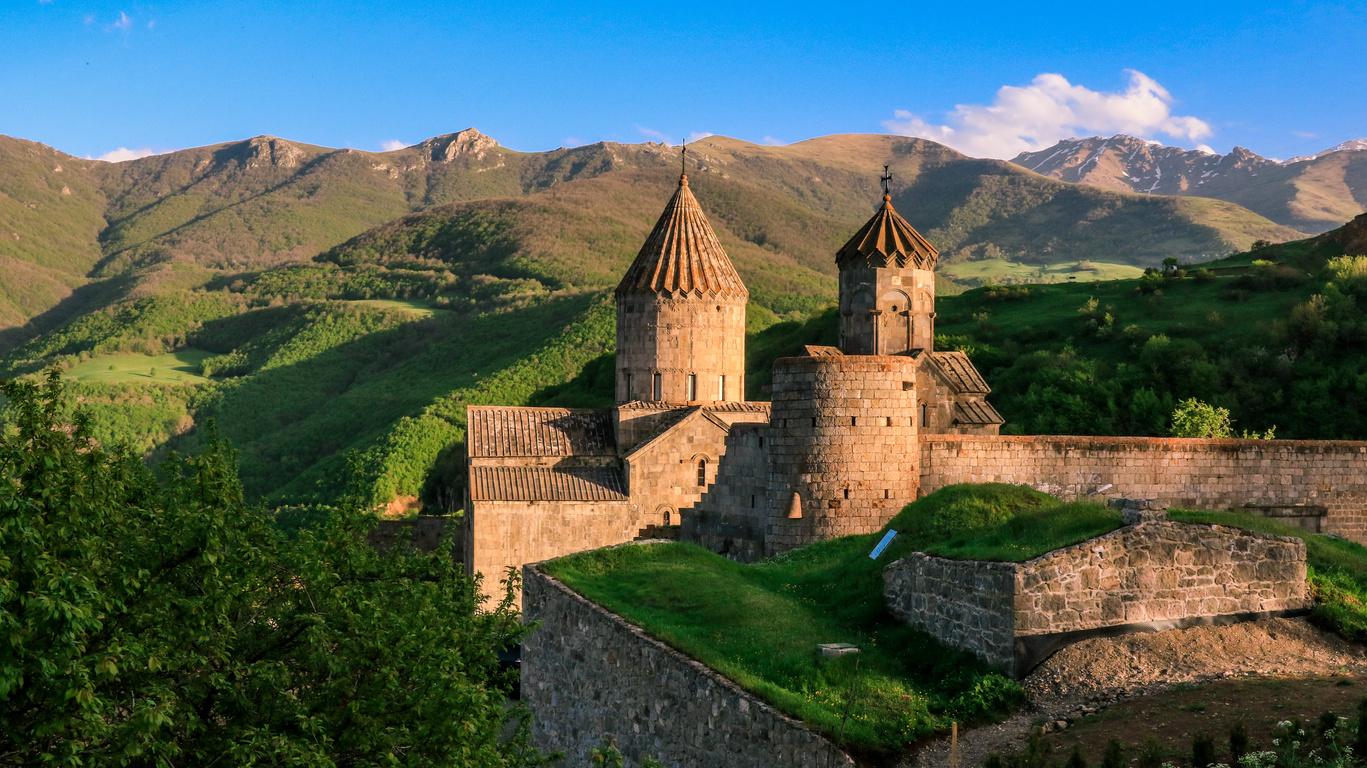 Circuit privé combiné en Arménie et Géorgie