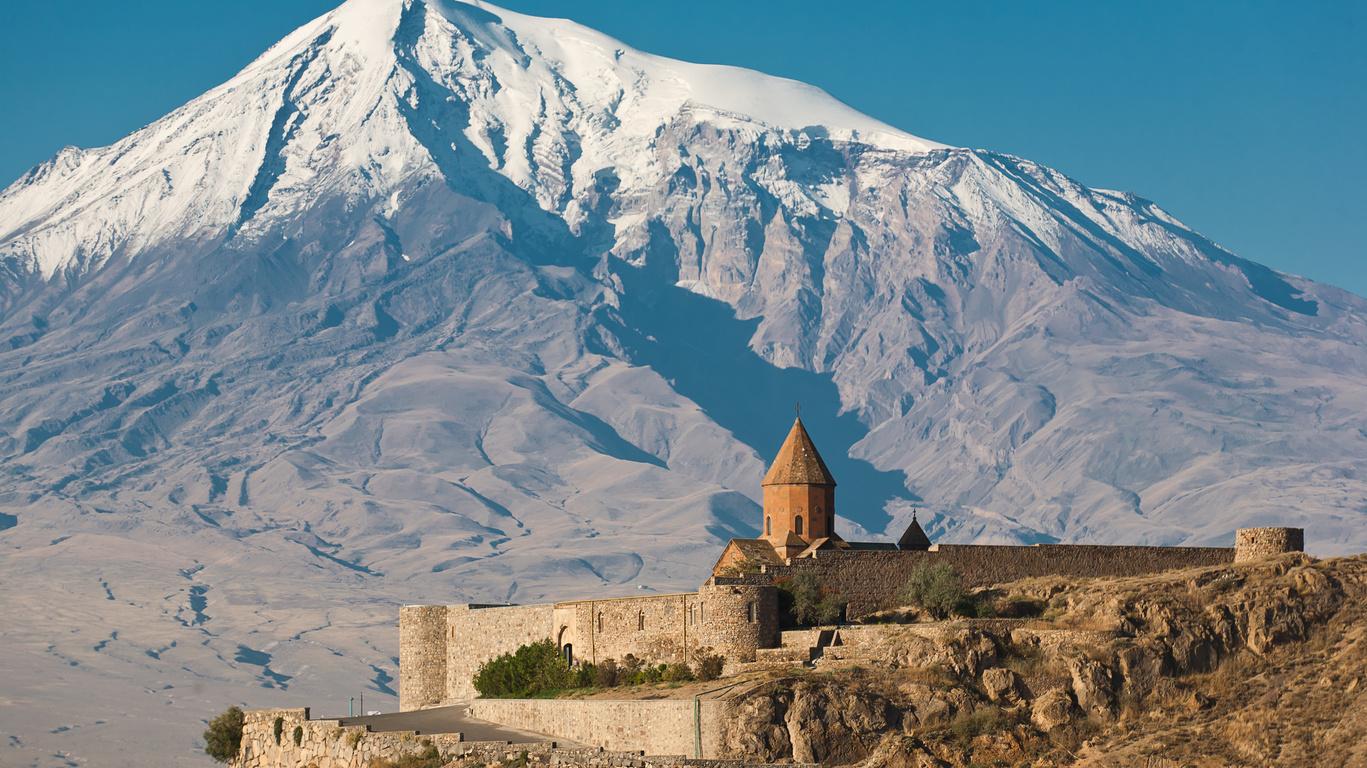 Circuit accompagné en petit groupe Arménie et Géorgie
