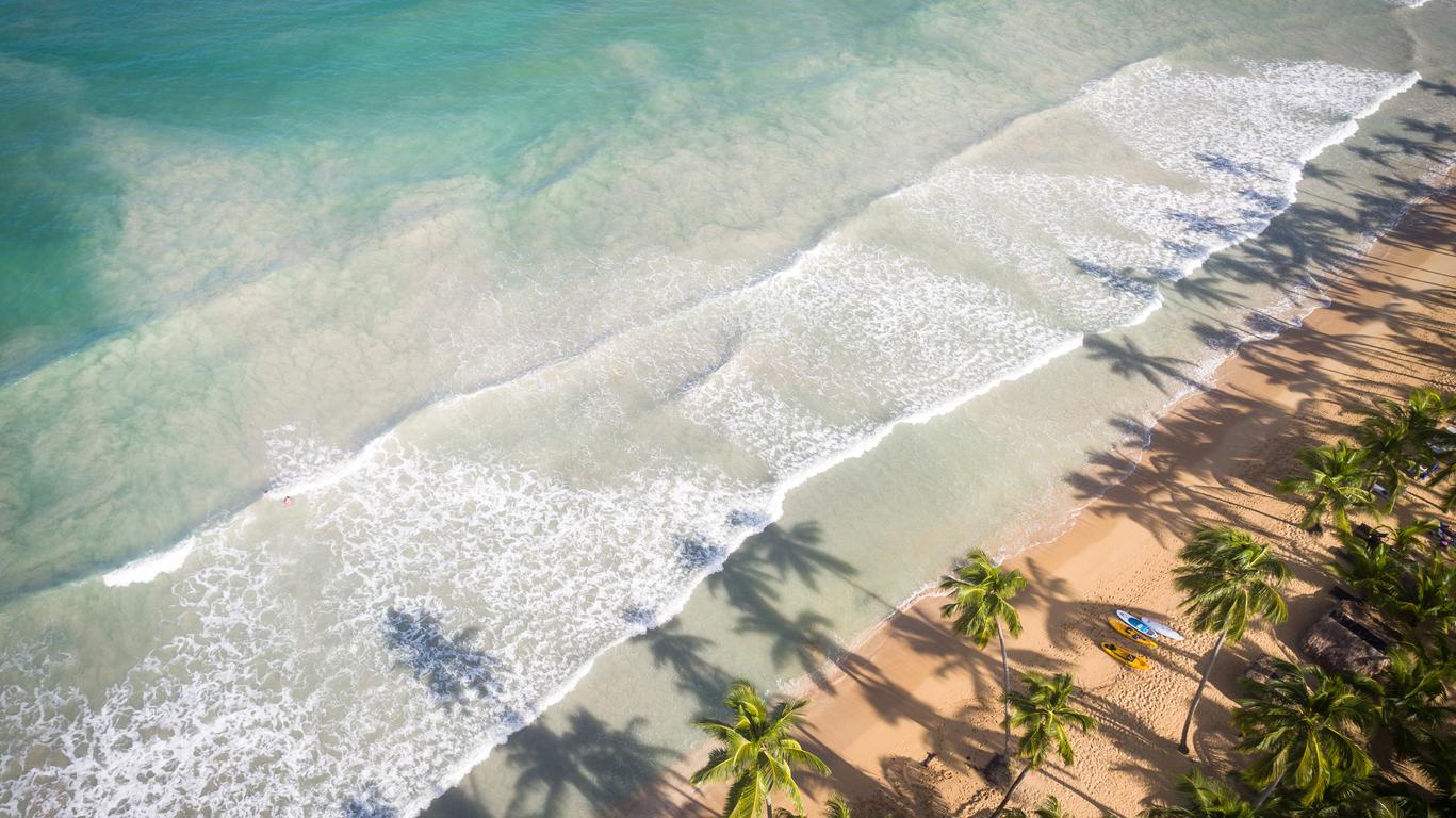 Echappée belle au cœur des Caraïbes