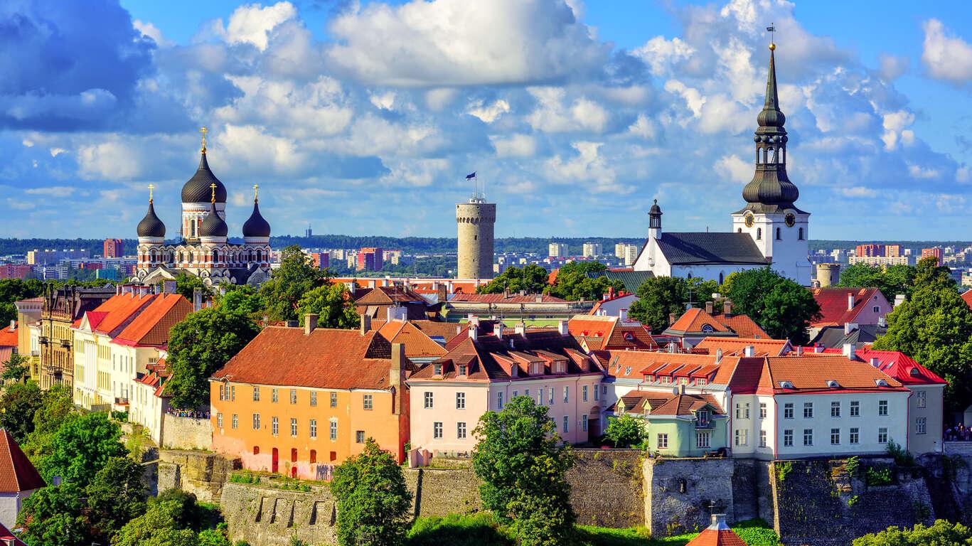 Road trip dans des pays baltes