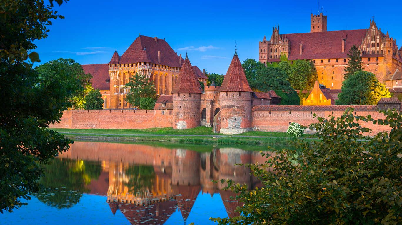 Grand tour de la Pologne