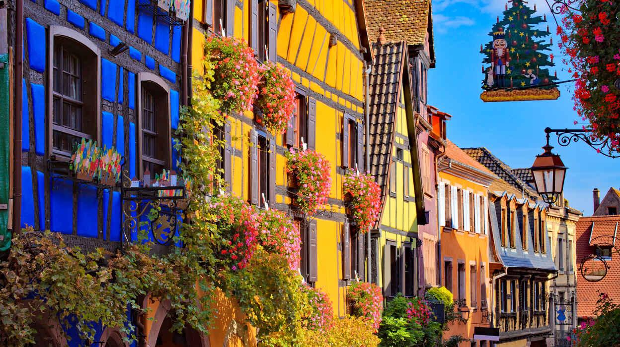 Vacances Alsace - Est de la France