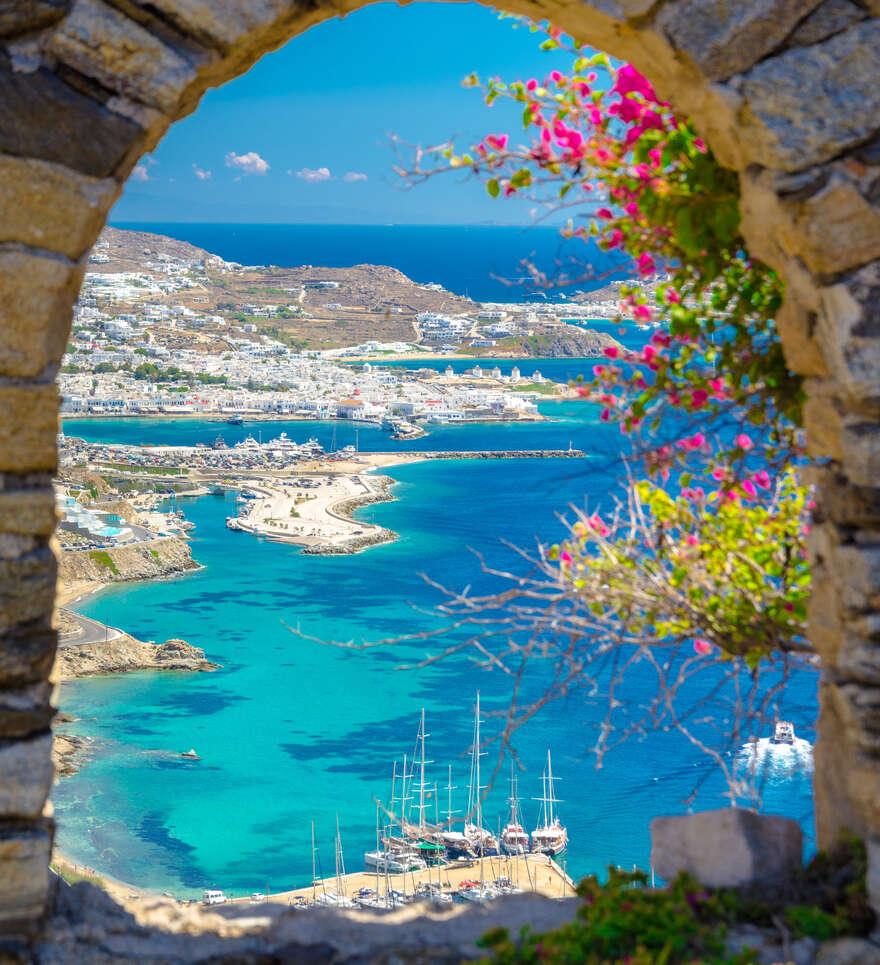 Les 7 bonnes raisons de découvrir Mykonos