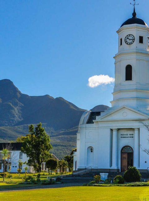 Cape Town et sa région