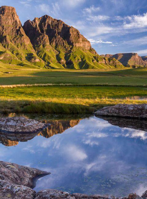 Drakensberg et Pays Zoulou