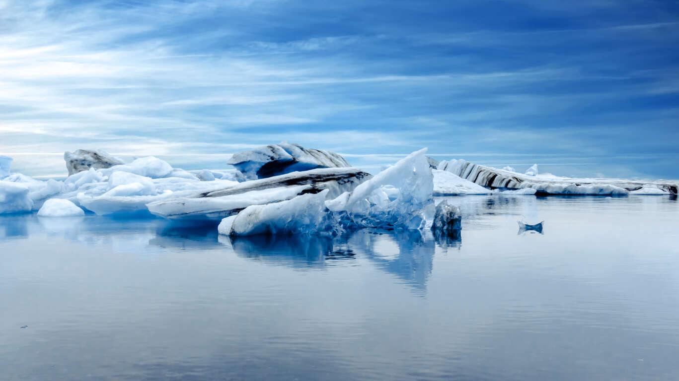 Voyage accompagné en Islande