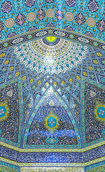 Guide Voyage Iran
