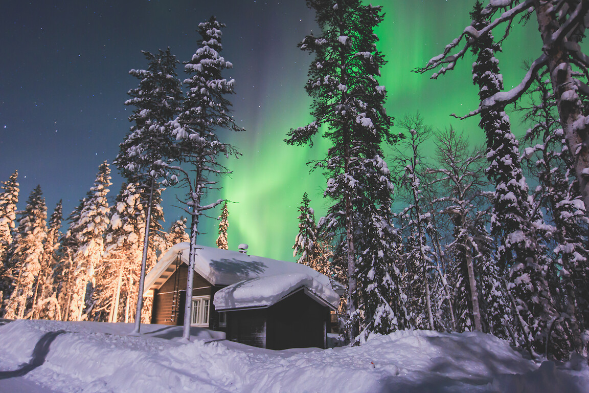 Voyage Laponie Norvégienne