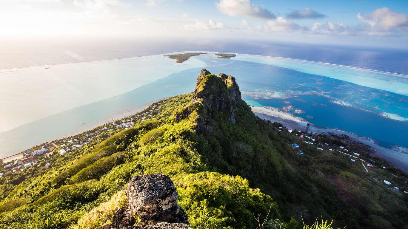 Voyage Maupiti