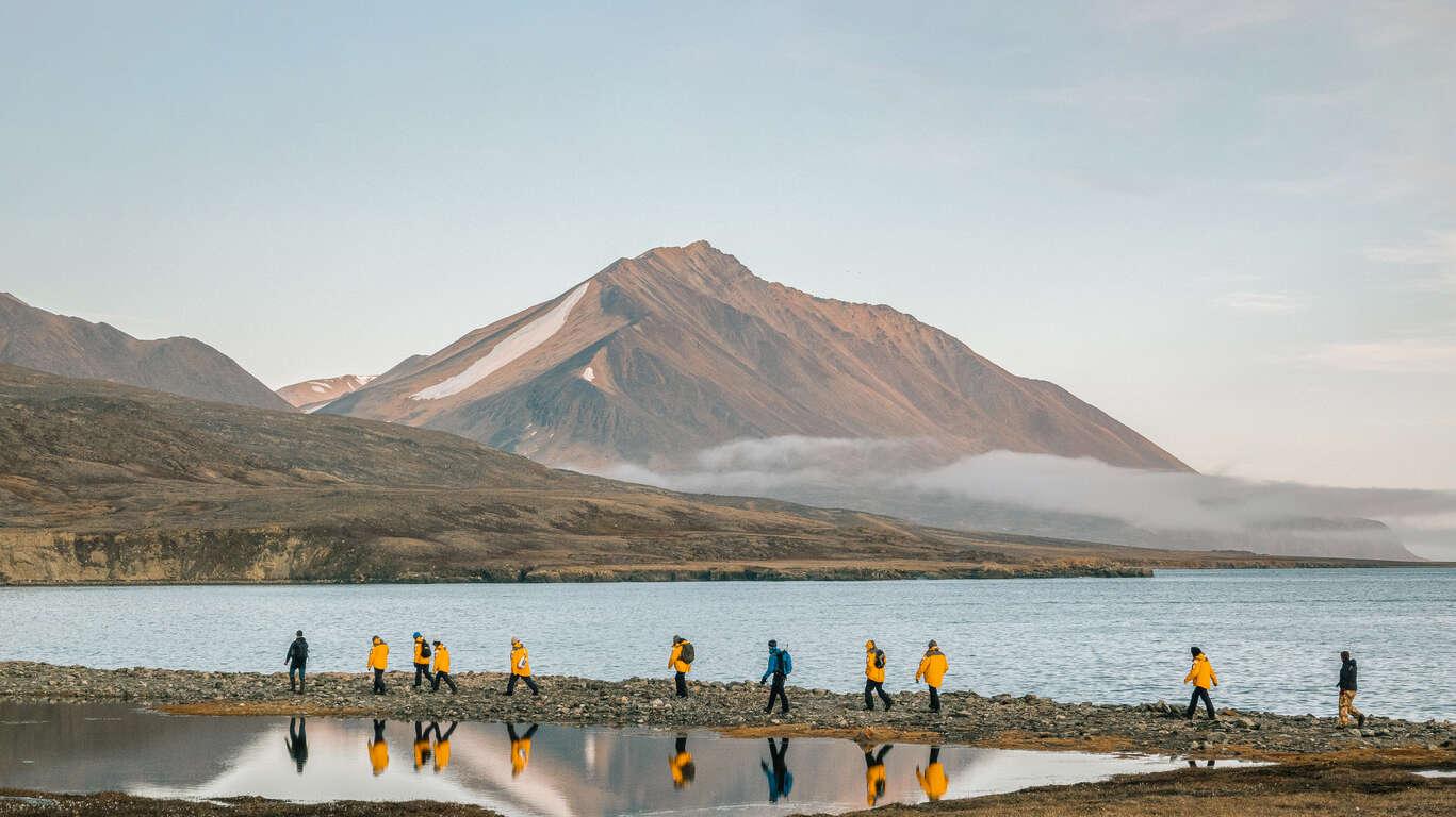 Voyage au Svalbard en bateau